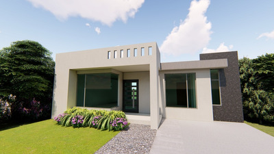 Vendo Casa Por Estrenar De Una Planta 3 Dormitorios