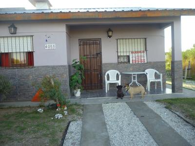 Alquiler Casa/duplex En San Clemente A 2 Cuadras Del Mar