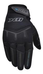 Luva X11 Fit X Feminina Motoqueiro / Motociclista Touch