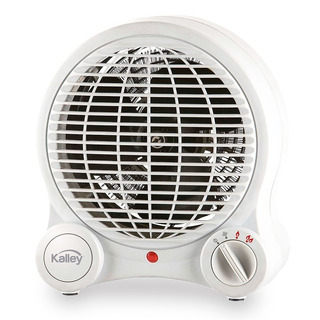 Calefactor Calentador De Ambiente Kalley K-ca18 Blanco