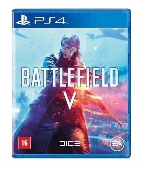 Battlefield V (midia Fisica Dublado Em Portugues) Ps4 (novo)