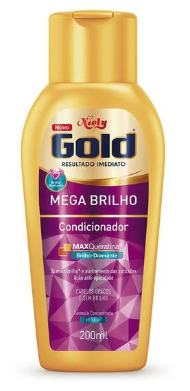 Niely Gold Condicionador Mega Brilho
