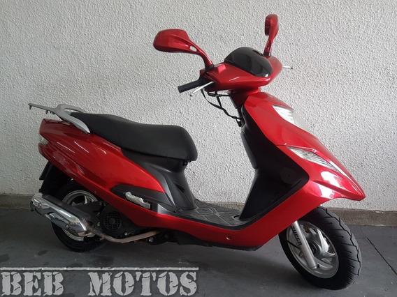 Suzuki Burgman 125 2014 Vermelha N Neo Pcx Burgman