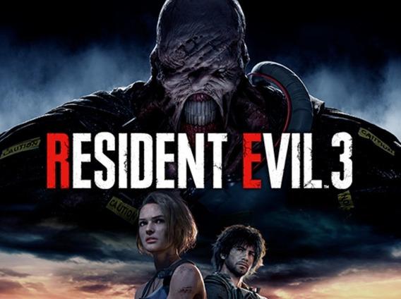 Resident Evil 3 Ps4 Mídiia Digiital 1 Originaal
