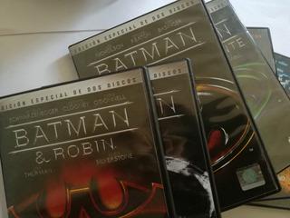 Batman Saga Completa -colección + Gatubela