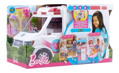Barbie Hospital Movil Original