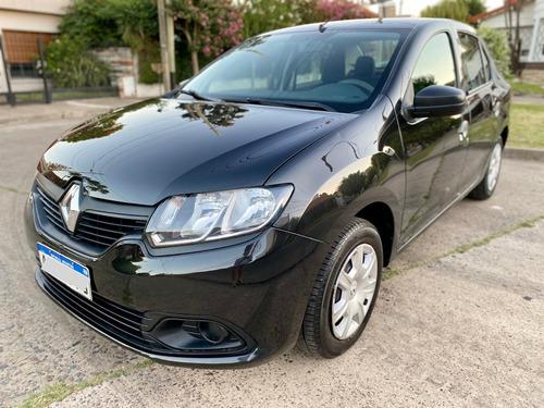 Renault Logan Authentique Plus 1.6 Nafta/gnc Muy Bueno