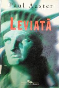 Livro Leviatã Paul Auster/ Promoção Barato 312 Paginas