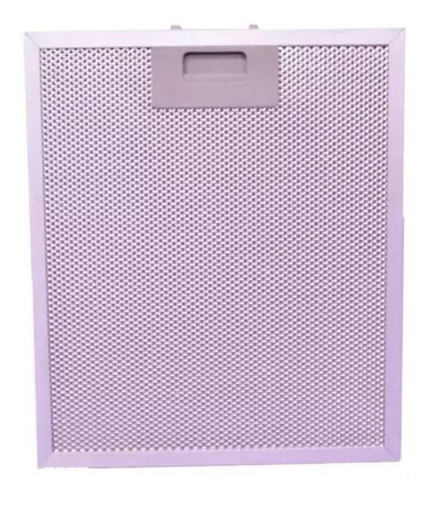 Filtro Metálico Para Coifa Cód. 06010015 / 29,8 X 25,3 Cm