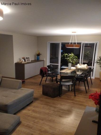 Apartamento No Condomínio Atmosphera - Eloy Chaves - Jundiaí - Ap04474 - 34972231