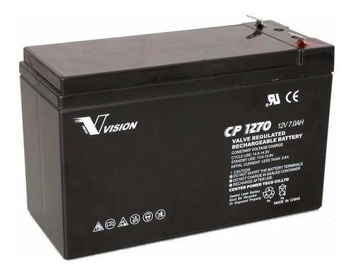 Bateria Gel 12v 7ah Recargable Para Cuatriciclo Auto Niño