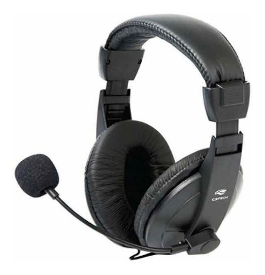 Kit 10 Headphones Voicer Confort C3tech Mi2260arc Novo 0km