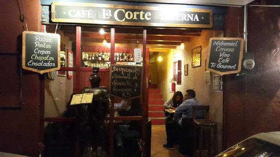 Traspaso Cafetería