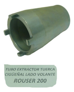 Extractor Tuerca Castillo Lado Volante Bajaj Ns200 Moto Av