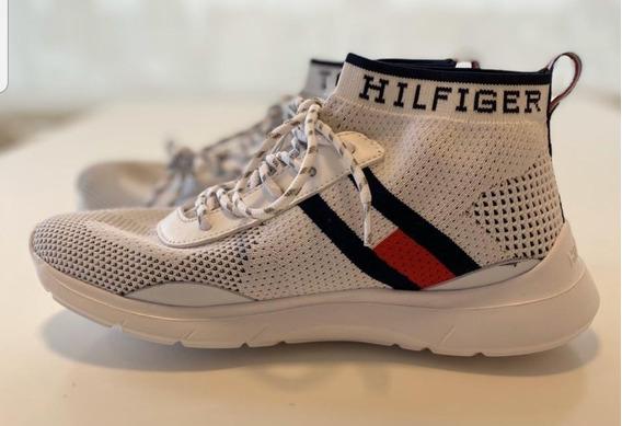 Zapatillas Mujer Tommy Hilfiger Original Importado