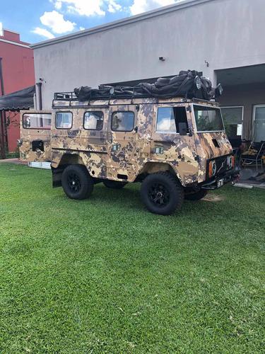 Imagen 1 de 7 de Volvo Laplander C202 Vehículo Militar