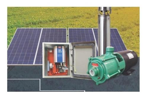Bomba Superficial Solar Kit Ecaros Mb+qc P-11/3 2cv M. Weg