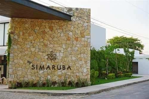 Privada Simaruba Ubicada En Temozón Norte