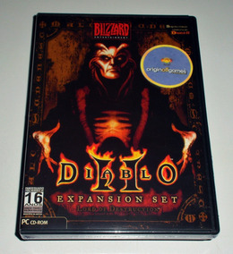 Diablo 2 Lord Of Destruction ¦ Jogo Pc Orig Lacr ¦ Míd Físic