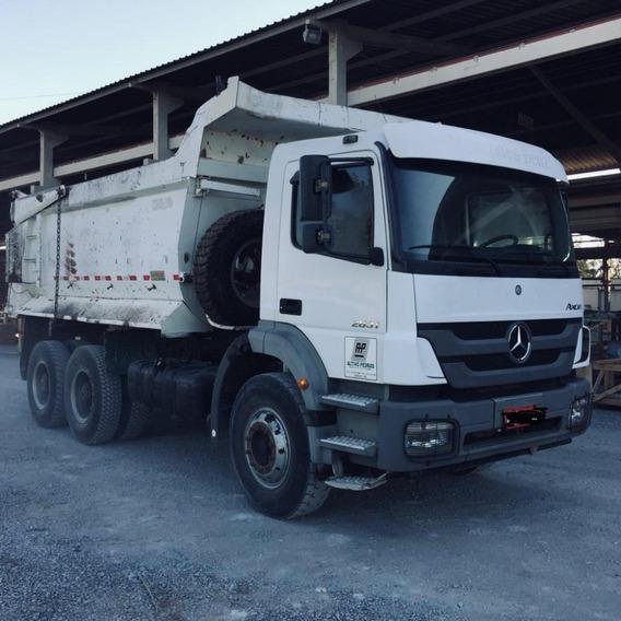 Caminhão Mercedes Benz 2831 K 6x4