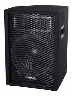 Phonic Sem712 Cajas De Sonido Bafle Monitor 12 300 Watts