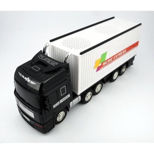 Caixa De Som Portátil Caminhão Usb/fm/tf Ws-528 - Xtrad