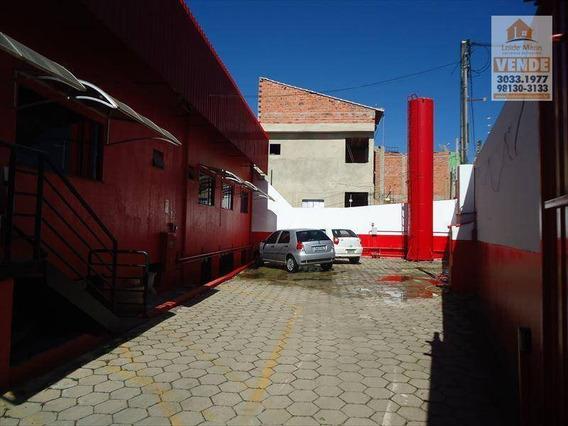 Galpão À Venda, 1055 M² Por R$ 1.800.000,00 - Éden - Sorocaba/sp - Ga0028