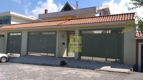 Sobrado Para Alugar, 650 M² Por R$ 15.000,00/mês - Vila Pirituba - São Paulo/sp - So2834