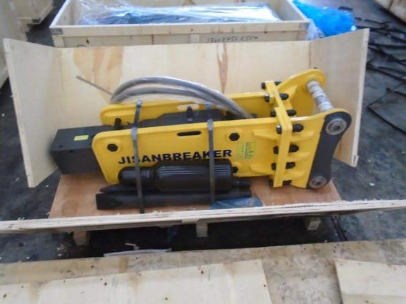 Martillo Hidraulico Para Retroexcavadora Cat 416, 420,