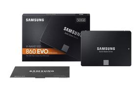 Hd Ssd 500gb Samsung 860 Evo 2.5 Pol Sata3 V-nand 550mb/s