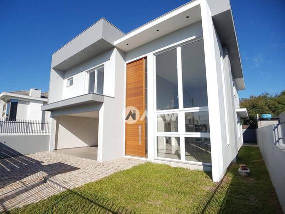 Casa Com 3 Dormitórios À Venda, 250 M² Por R$ 1.150.000 - Jardim Mauá - Novo Hamburgo/rs - Ca2778