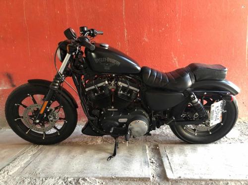 Imagen 1 de 8 de Harley Davidson Iron 883