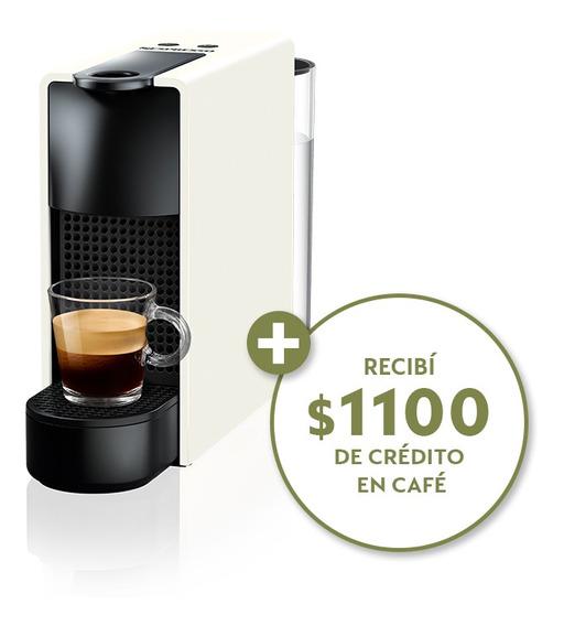 Cafetera Nespresso Essenza Mini C + Cápsulas