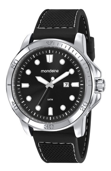 Relógio Masculino Mondaine 99413g0mvni2 C/ Garantia E Nf