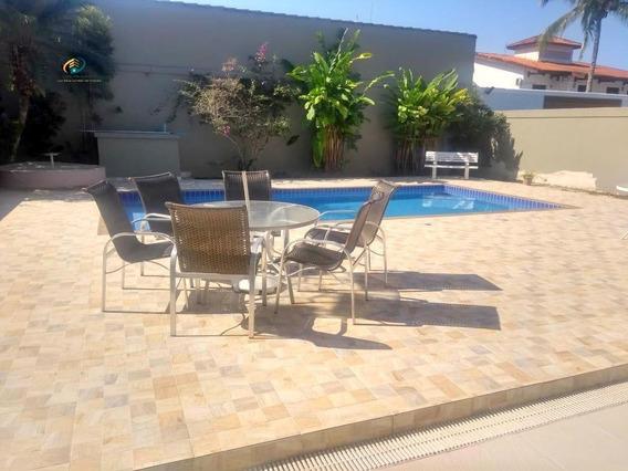 Casa Para Alugar No Bairro Acapulco Em Guarujá - Sp. - En599-2