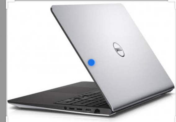 Notebook Dell Inspiron 15, Hd Ssd, Teclado Led, Touch Screen
