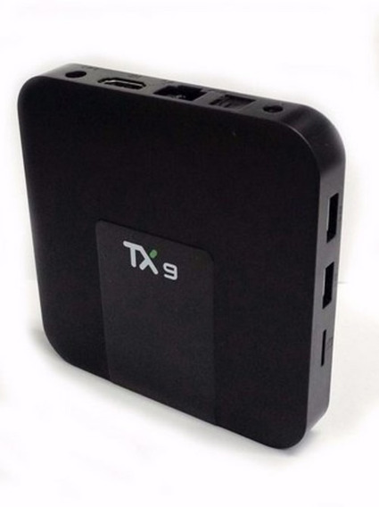 Tv Box Tx9 Original - Netflix, Youtube, Redes Sociais, App
