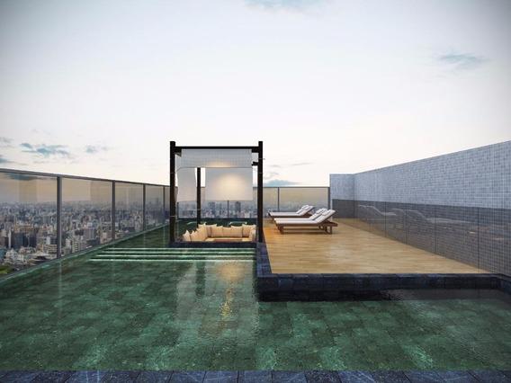 Apartamento Em Cabo Branco, João Pessoa/pb De 60m² 2 Quartos À Venda Por R$ 450.000,00 - Ap300679