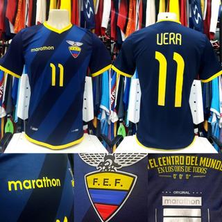 Camisa Equador - Marathon - Feminino - P - Nº11 - Nova - Imp