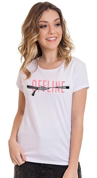 Kit 25 T-shirts Blusas Femininas Atacado Revenda Roupas