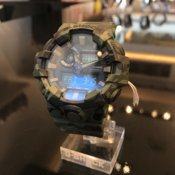 Relógio Casio G-shock Ga-700cm-3adr