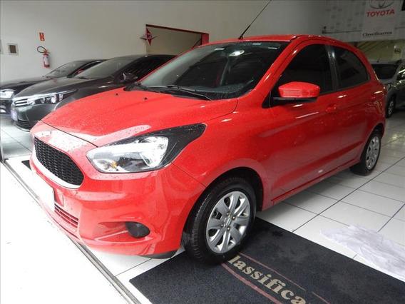 Ford Ka Se 1.0 (flex) 2018