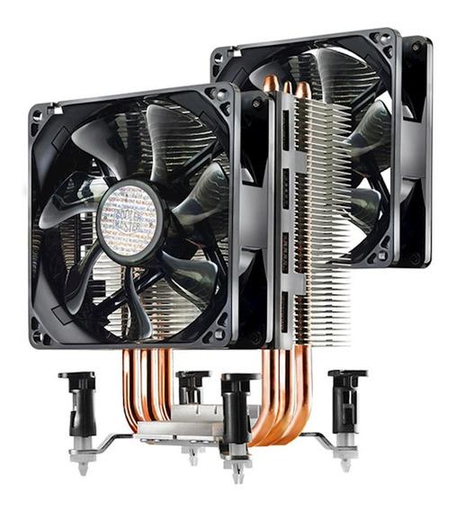 Cooler Cpu Cm Hyper Tx3 Evo C/ 2x 92mm Ryzen Intel Am4 1151