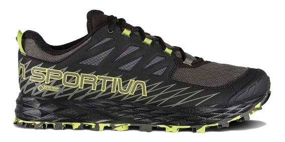 Tenis Hombre Lycan Gtx Color Carbonapplegreen La Sportiva