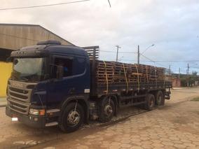 Scania Scania P310 8x2 Carroceria *unico Dono*opticruise
