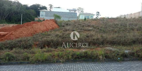 Imagem 1 de 10 de Terreno À Venda, 250 M² Por R$ 125.000,00 - Potecas - São José/sc - Te0149