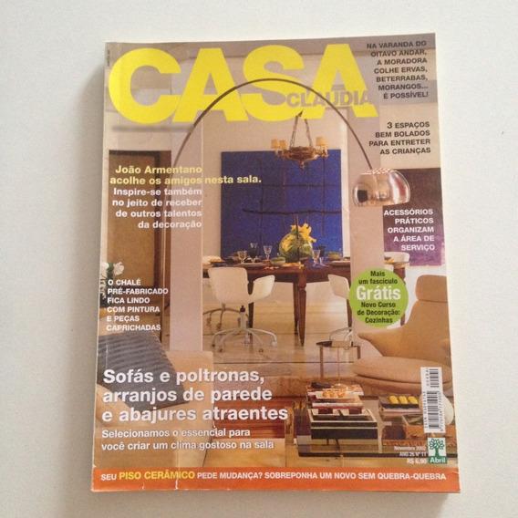 Revista Casa Claudia N11 Nov2002 Chalé Pré-fabricado C2
