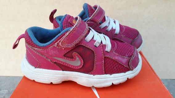 Zapatillas Nike Nena Talle 23 Argentino
