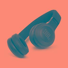 Fone De Ouvido Jbl E45 Preto C/mic (jble45btblk/bluetooth)