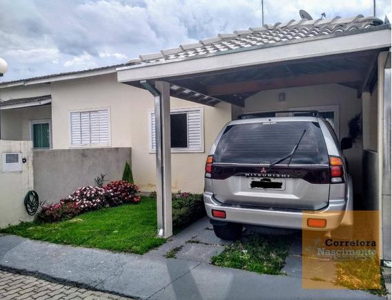 Casa Com 2 Dormitórios À Venda, 58 M² Por R$ 230.000,00 - Cidade Salvador - Jacareí/sp - Ca1635